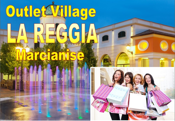 Shopping sfrenato al Designer Outlet Village \