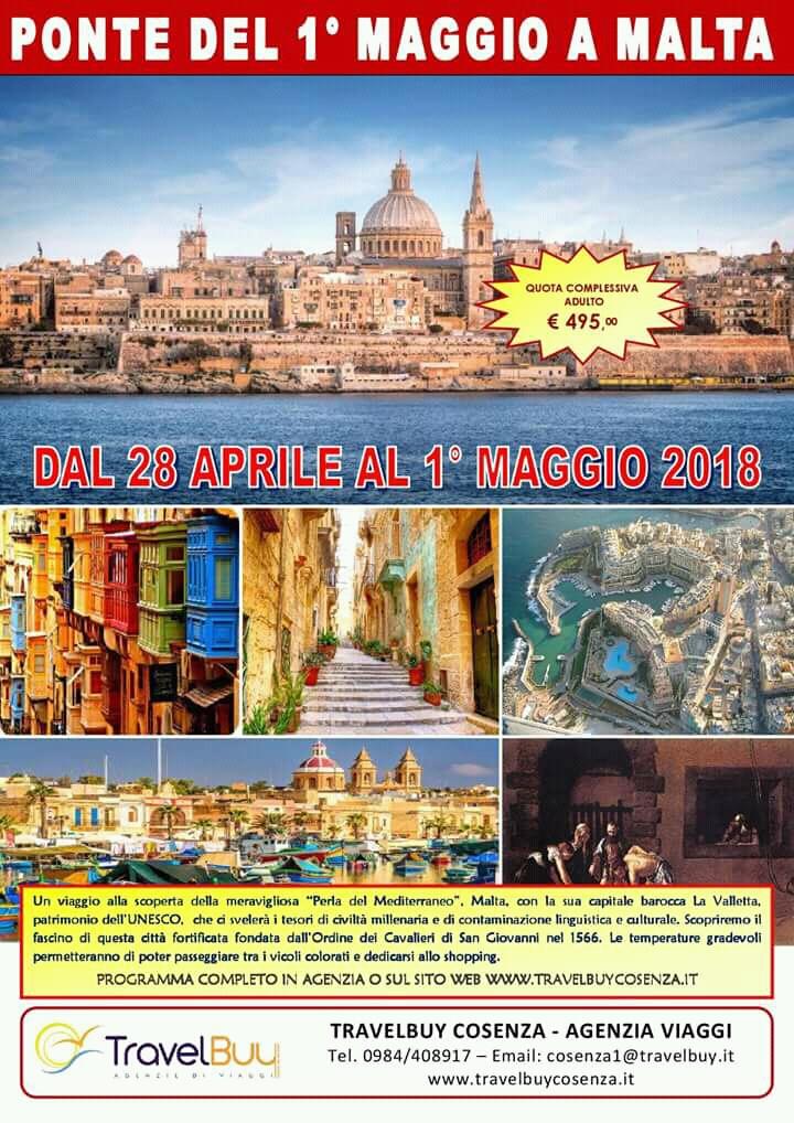 Viaggi di gruppo travelbuy cosenza agenzia viaggi - Agenzia immobiliare a malta ...