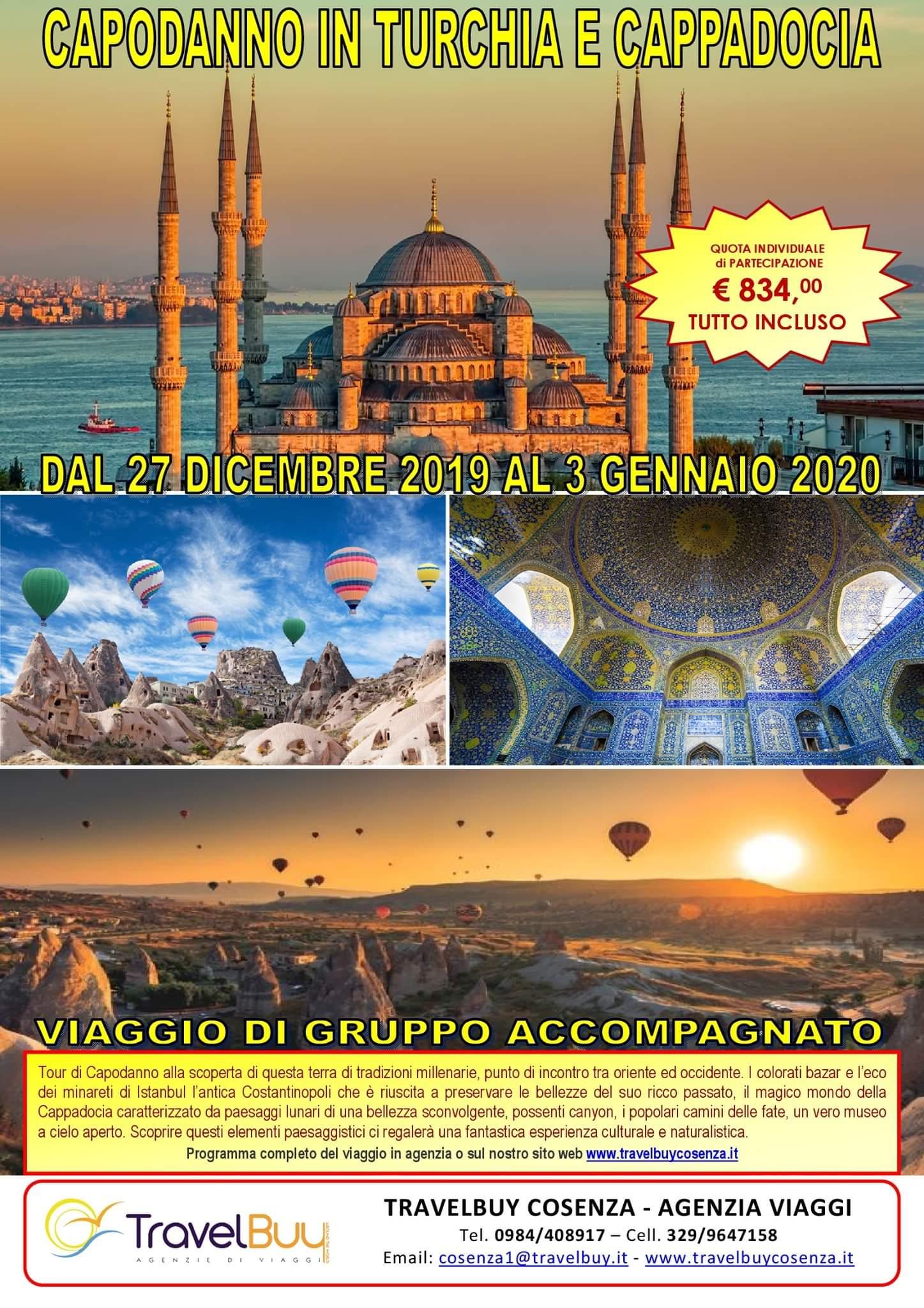 Miragica Calendario 2020.Viaggi Di Gruppo Travelbuy Cosenza Agenzia Viaggi