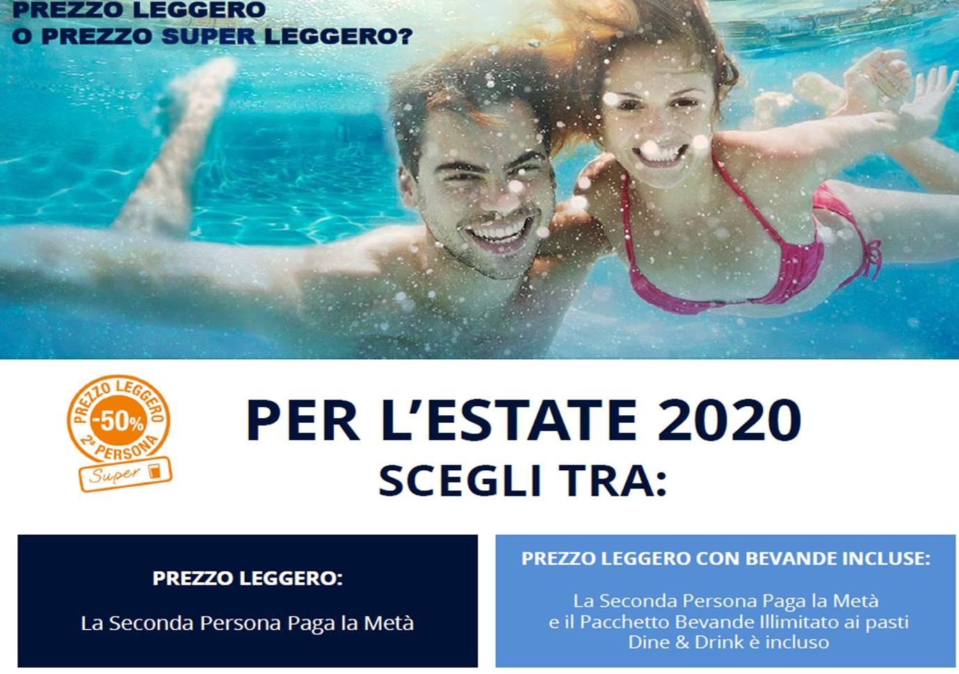 Risultati immagini per PREZZO LEGGERO MSC 2020